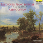 Beethoven: Piano Sonatas, Vol. 9 (CD)