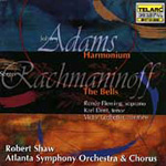 J.Adams: Harmonium; Rachmaninov: The Bells (CD)