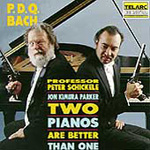 P. D. Q. Bach: Two Pianos Are Better Than One (CD)