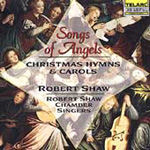 Songs of Angels-Christmas Hymns and Carols (CD)
