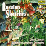 Russian Sketches (CD)