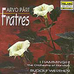 Produktbilde for Part: Fratres (UK-import) (CD)
