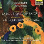 Respighi: Transcriptions for Orchestra (CD)