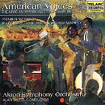 American Voices (CD)