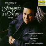 The Artistry of Fernando de la Mora (CD)