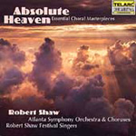 Absolute Heaven-Essential Choral Masterpieces (CD)