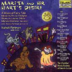Adolphe: Marita and Her Heart's Desire (CD)