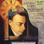A Window in Time - Rachmaninov Plays Rachmaninov (CD)