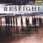 Respighi: Pines of Rome/Fountains of Rome/Metamorphosen (CD)