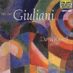 Music of Giuliani (CD)