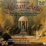Mozart: Opera Arias (CD)