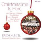 Produktbilde for Christmastime is Here (USA-import) (CD)