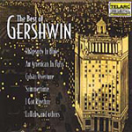 The Best of Gershwin (CD)