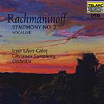Rachmaninoff: Symphony 2 & Vocalise (CD)