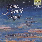 Come Gentle Night - Music of Shakespeare's World (CD)