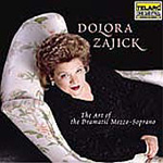 Dolora Zajick - The Dramatic Soprano Voice (CD)