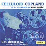 Celluloid Copland (CD)