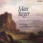 Reger and Romanticism (CD)