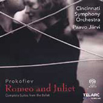 Prokofiev: Romeo and Juliet Suites (SACD)