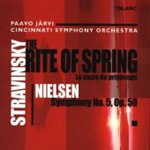 Stravinsky: The Rite of the Spring (CD)