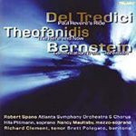 Bernstein: Symphony No 1; Del Tredici: Paul Revere's Ride; Theofandis: The Here and Now (CD)