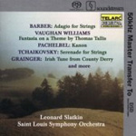 Works for String Orchestra (SACD)