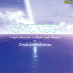 Produktbilde for Sacred - Great Sacred Works for Choir & Orchestra (USA-import) (CD)