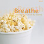 Breathe - The Relaxing Movies (CD)