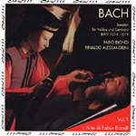 Bach: Violin Sonatas (CD)