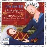 Eya Mater: Gregorian Chant and 11-12th Century Polyphony (CD)