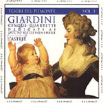 Giardini: String Quartets, Op. 21 and Op. 25 (CD)