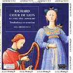Richard Coeur de Lion (CD)