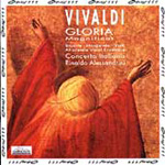 Vivaldi: Choral Works & Concertos (CD)