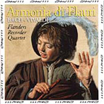 Armonia di Flauti - Consort Collection, Vol 1 (CD)