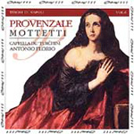 Provenzale: Motets (CD)