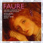 Fauré: Complete Works for Cello & Piano (CD)