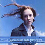 Vivaldi: Concertos for Flute and Orchestra (CD)