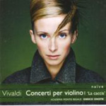 Vivaldi: Violin Concertos, Vol 1 (CD)