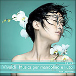 Vivaldi: Music For Mandolin And Lute (CD)