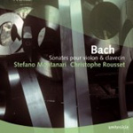 Bach: Sonatas for Violin and Harpsichord (CD)