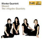 Mozart:  String Quartets Nos 14 - 19 (CD)