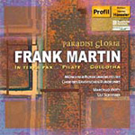 Martin: Golgotha; In terra pax; Pilate (CD)