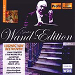 Produktbilde for The Günter Wand Edition - Beethoven: Piano Concerto No 5 (CD)