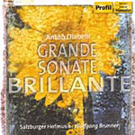 Diabelli: Grande Sonate Brillante (CD)