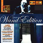 The Günter Wand Edition - Saint-Saëns: Violin Concerto No 3 (CD)