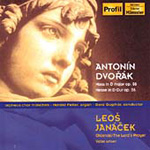 Dvorák: Mass in D; Janácek: The Lord's Prayer (CD)