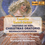 Saint-Saëns: Christmas Oratorio (CD)