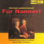 Mozart: Keyboard Works for Two and Four Hands (CD)