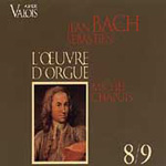 Bach: Organ Works, Vol. 8 (CD)