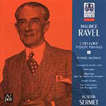 Ravel: Piano Works, Volume 1 (CD)